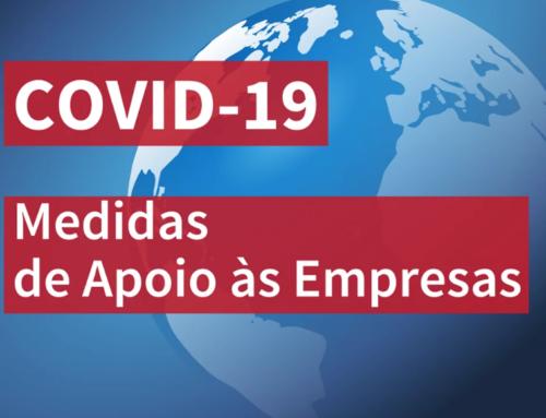 Atualização das medidas de apoio a empresas e trabalhadores no âmbito da pandemia da doença COVID-19