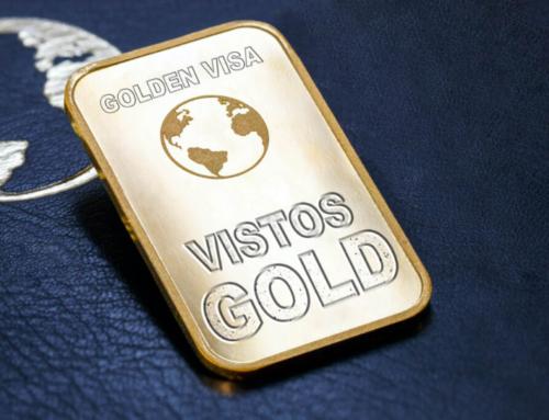 VISTOS GOLD E AS ALTERAÇÕES PARA 2022